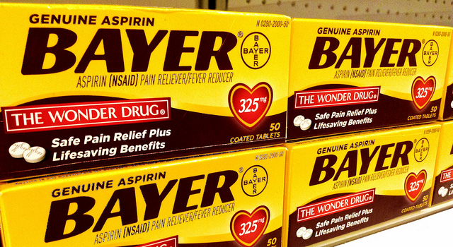 Reasons to Never Take Aspirin Again