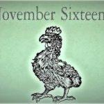 11月16日生まれの運勢と性格【星座/占星術とタロットで導く誕生日占い】
