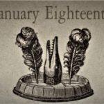 1月18日生まれの運勢と性格【星座/占星術とタロットで導く誕生日占い】