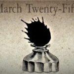3月25日生まれの運勢と性格【占星術とタロットで導く誕生日占い】