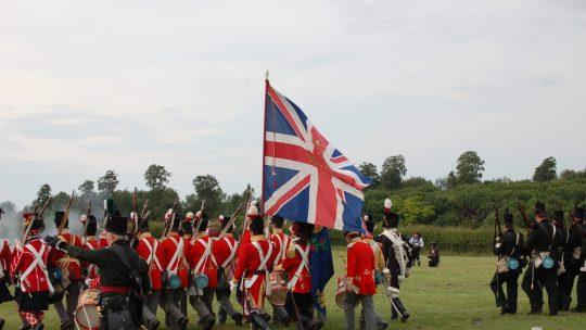 The Battle Proms at Blenheim Palace, UK