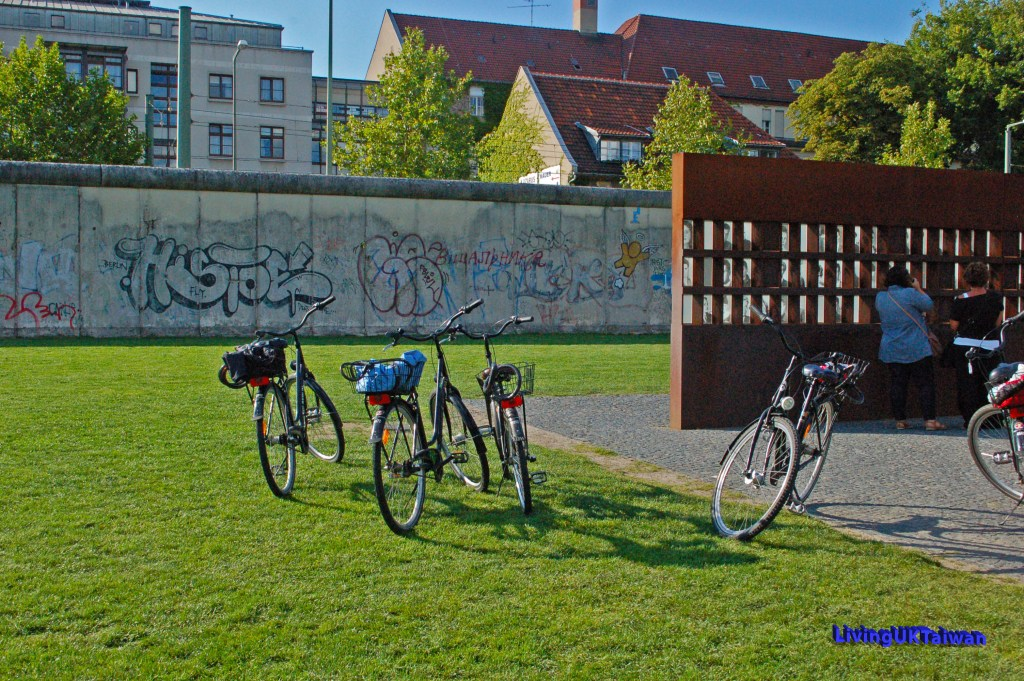 Window of Remembrance, Berlin Wall Memorial, Berlin