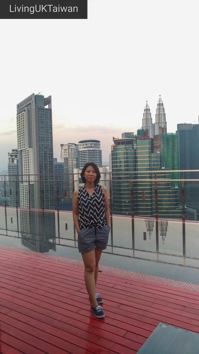 Rooftop Bar at KL Malaysia