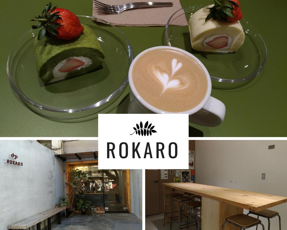 Rokaro Cafe, Taichung