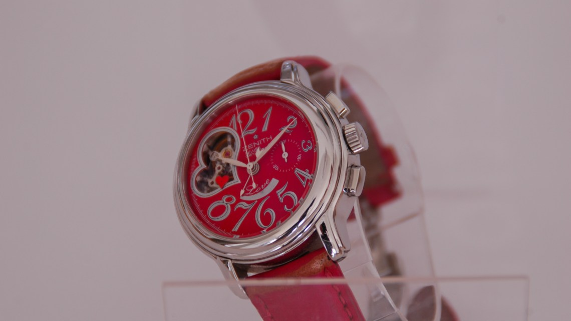 Watch showcase ~ Zenith 曬曬手錶 ~ 真力時