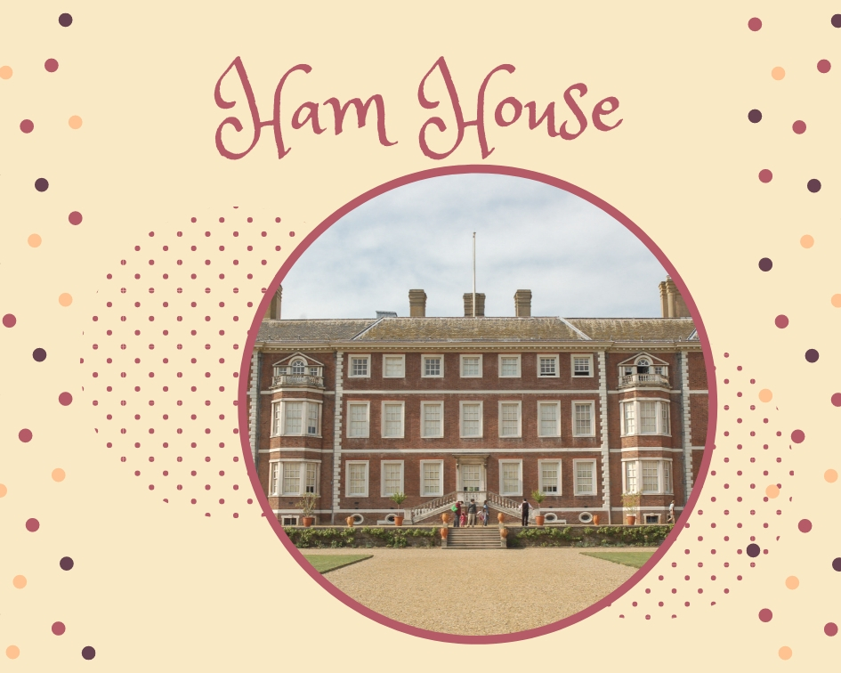 A tour of Ham House, London
