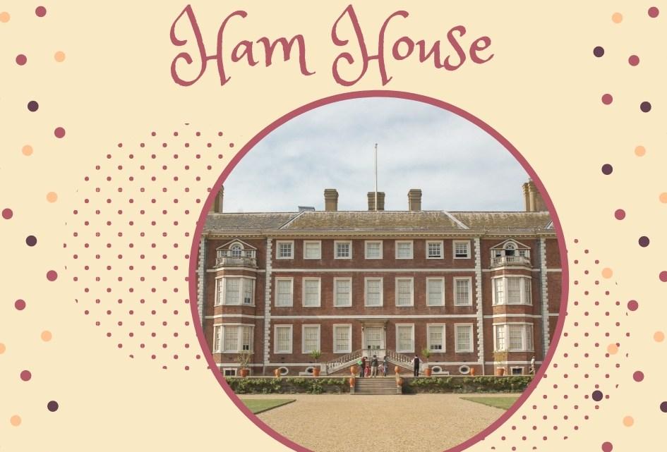 A tour of Ham House, London