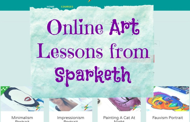 Online Art Lessons for Kids and Teens - Living Unabridged