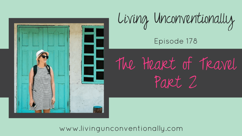 Chelsea Glass Living Unconventionally Podcast Britany Felix