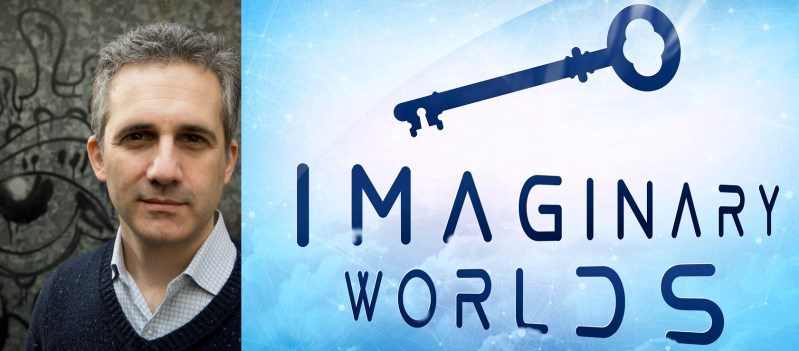 Eric Molinsky interview Imaginary Worlds