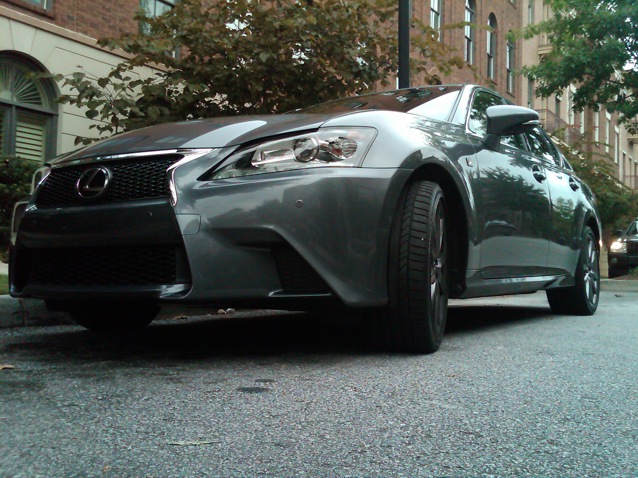 2013 lexus gs 350 f sport first look nick palermo. Black Bedroom Furniture Sets. Home Design Ideas