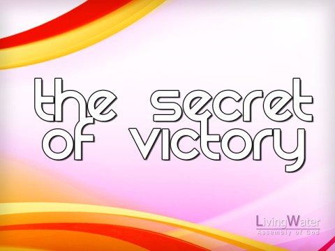 The Secret of Victory