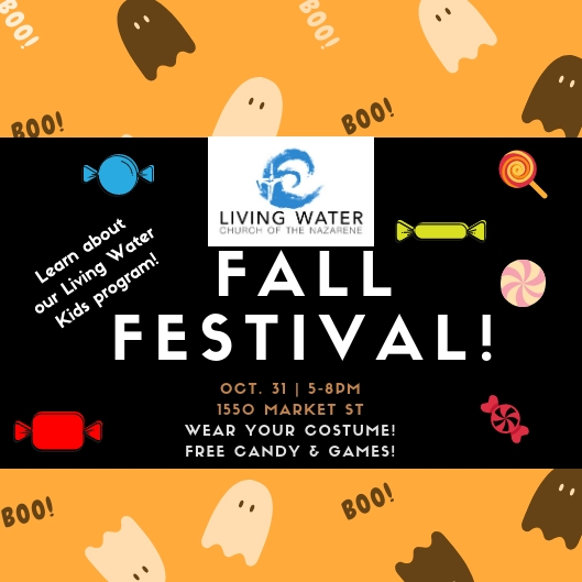 Living Water Church's Fall Festival (1)