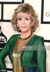 Do you really want to be as think as Jane Fonda.