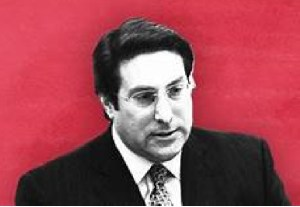 Jay Zekulow's hair may not be real, but it looked good
