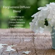 essential oil diffuser blend