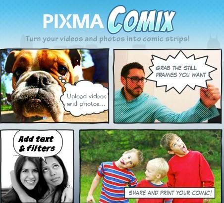 Canon PIXMA Comic