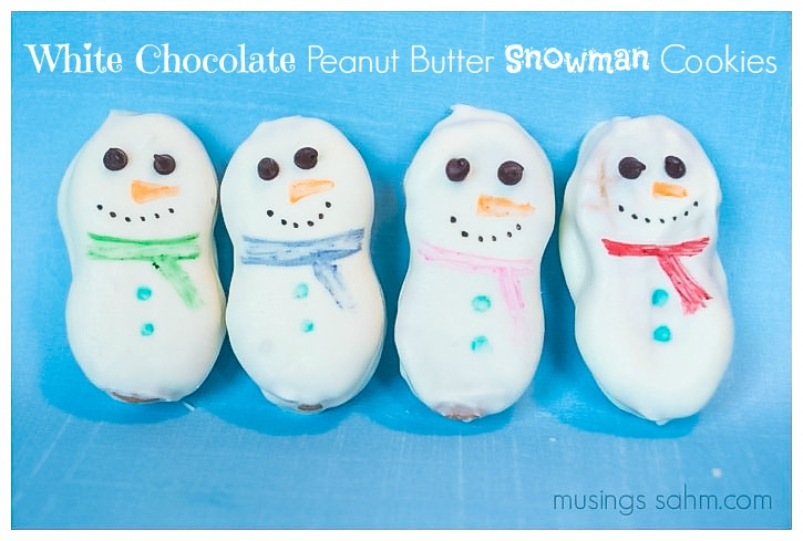 White-Chocolate-Peanut-Butter-Snowman-Cookies