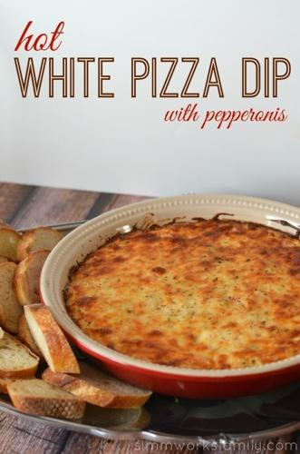 White Pizza Dip
