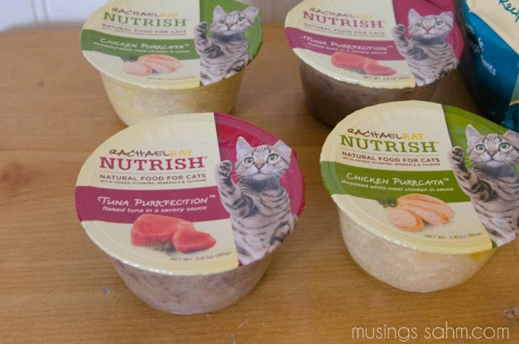 Rachael Ray Nutrish Wet Cat food