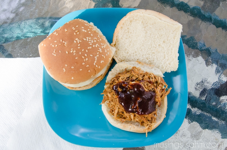 Slow Cooker Barbecue Chicken recipe