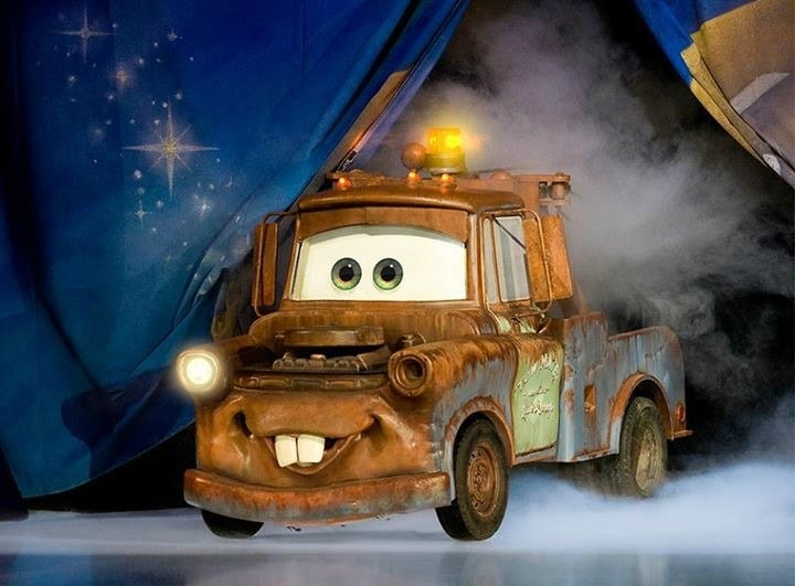 Disney On Ice World of Fantasy Mater