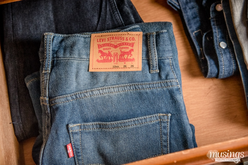 Levis Kids jeans