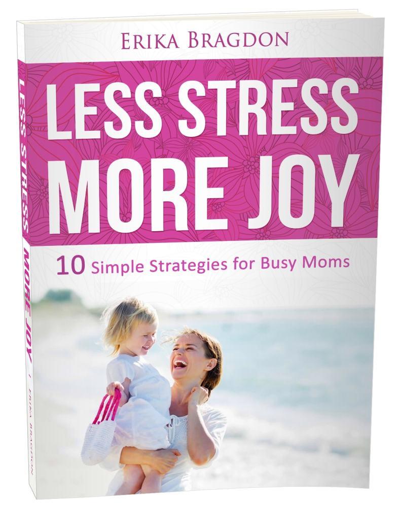 Less Stress, More Joy cover