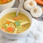 Paleo Chicken Soup Recipe
