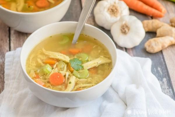 Paleo Chicken Soup Recipe
