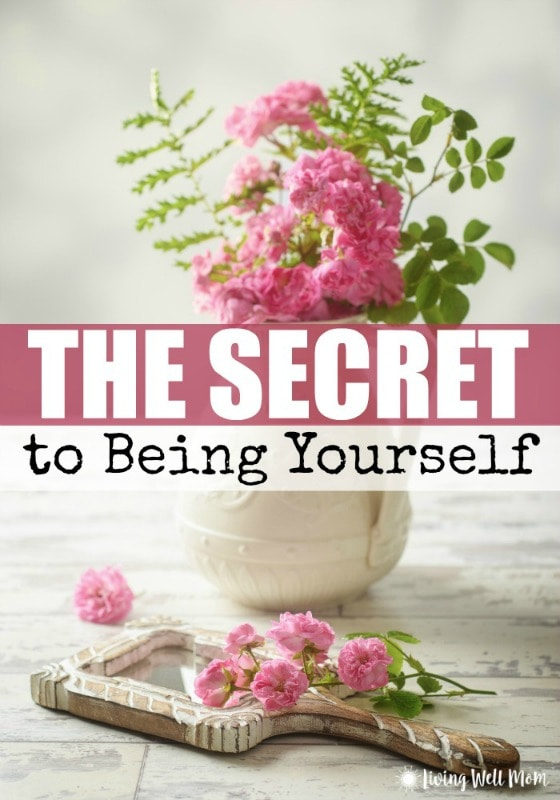 Do you sometimes feel like you're not good at anything? You're not alone. Find out why this happens to so many women and discover the secret to being yourself! Plus, are you making this big mistake?