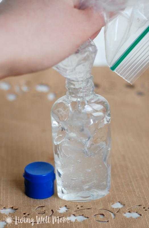 Easy Homemade Natural Hand Sanitizer with Just 3 Simple