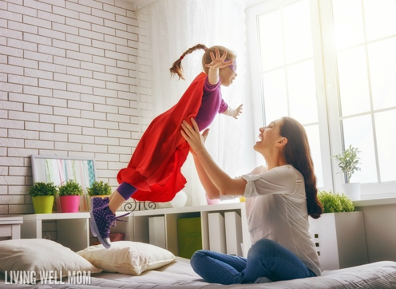 Do you ever wonder what happens to joy in motherhood? Why something that's supposed to be so amazing is SO hard? You're not alone. Here's a few simple ways to find joy even during the challenging times.