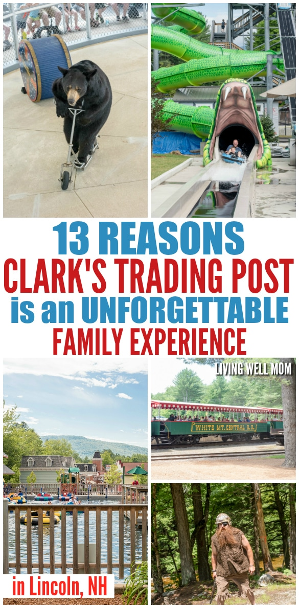 13 Reasons Clark's Trading Post is an Unforgettable Family Experience