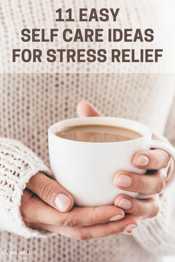 Coffee break is stress relief.