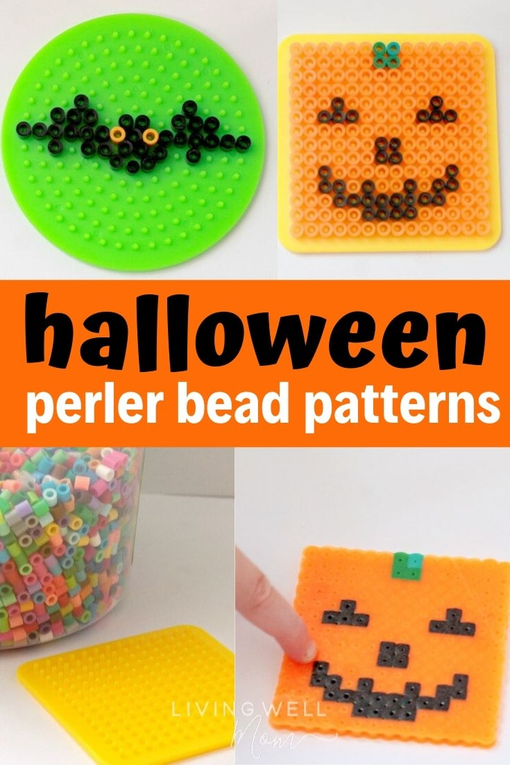 halloween perler bead patterns
