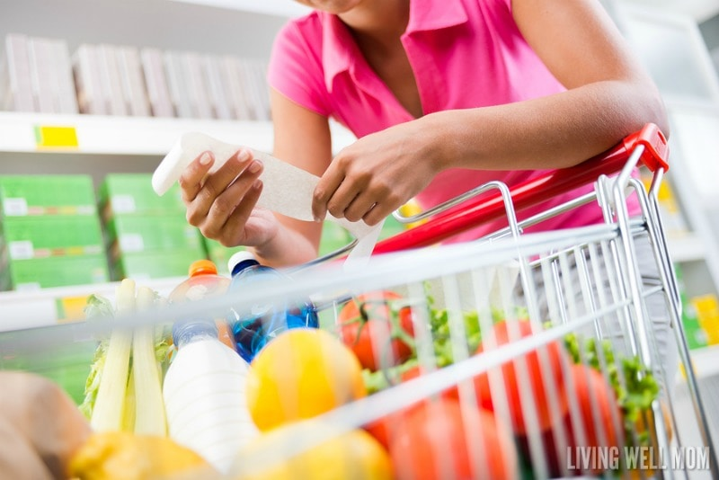 Ever wonder what else you can do to save money when you're grocery shopping? Here's 6 ways you might be overspending on food...and the solutions are easy!