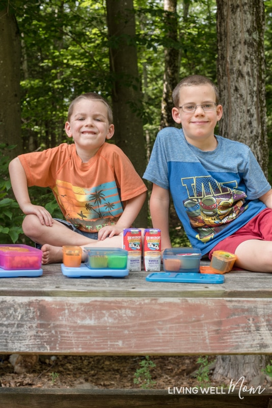 Kids will love these 5 tasty gluten-free twists on peanut butter & jelly sandwiches along with bento box lunch ideas and so will you, Mom! Plus find inspiration for delicious and nutritious extras and snacks to include in your kids' school lunches.