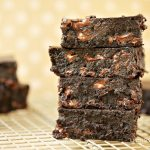 These quick-and-easy gluten-free fudgy brownies are also dairy-free and so delicious, people say they're the best gluten-free brownies they've ever tasted! With no fancy steps required, this refined sugar-free recipe is simple enough even for kids learning to bake!