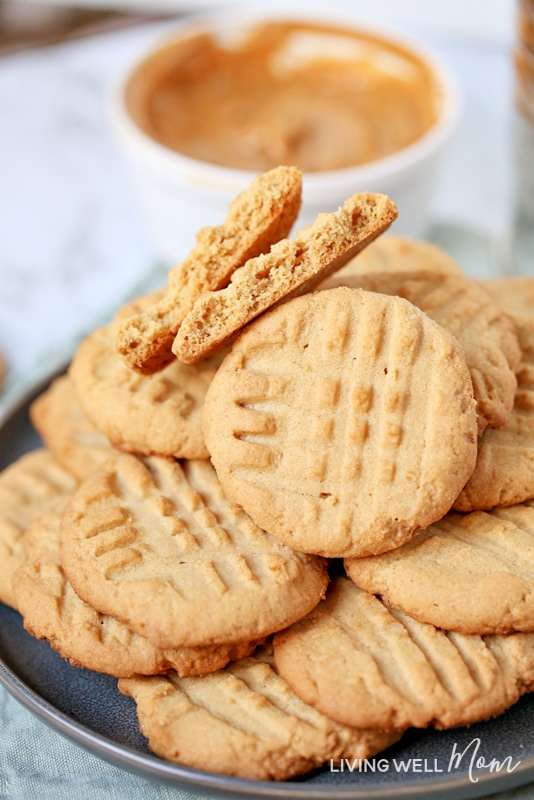gluten-free peanut butter cookie recipe