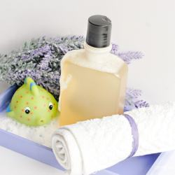calming homemade bubble bath recipe