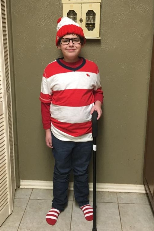 Homemade Halloween Costume.Sensory Friendly Halloween Costume Ideas For Kids With Autism