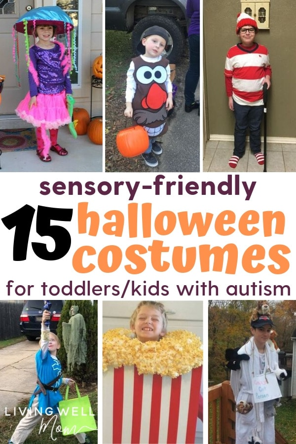 sensory friendly halloween costumes for autism