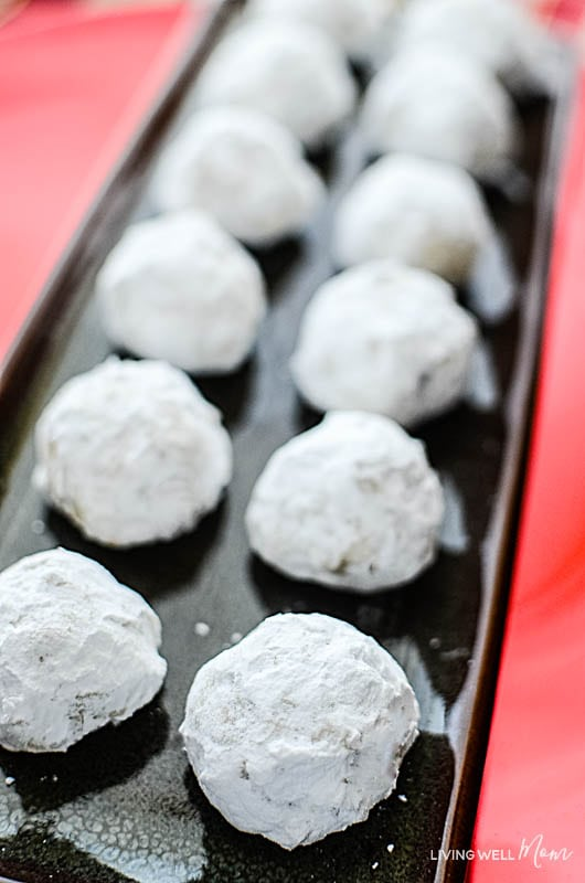 the best easy gluten-free russian tea cakes cookies recipe