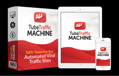 Get Tube Traffic Machine! Click Here!