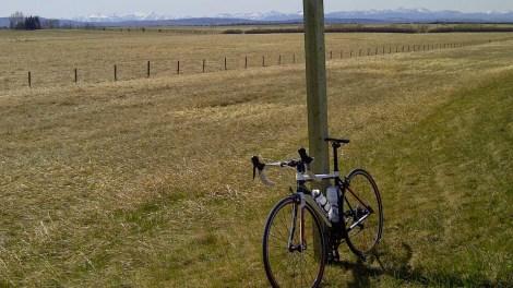 May 4 100km ride c