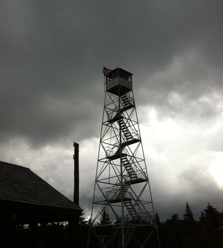 Hunter Mountain Fire Tower Photo Credit: Jessica Keenan Smith