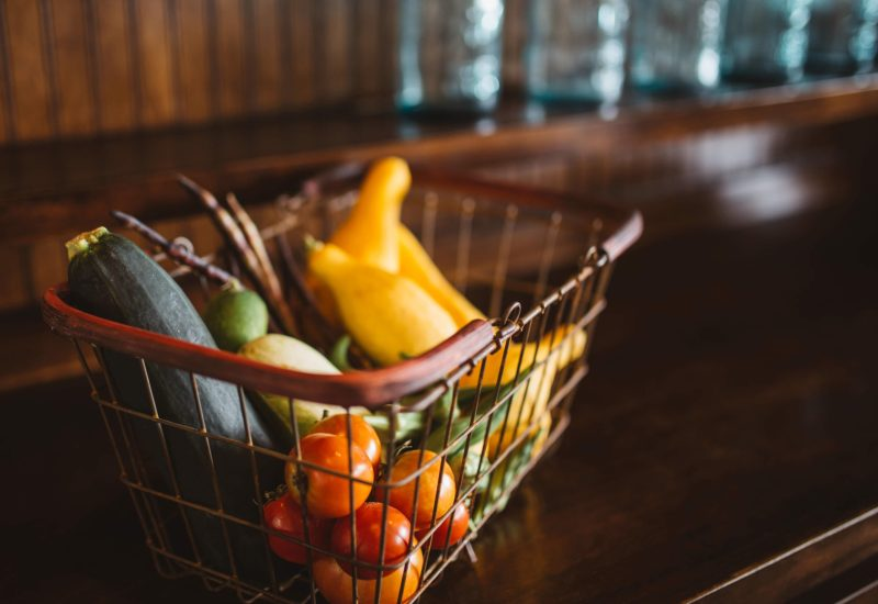 Are veggies living-wiser?