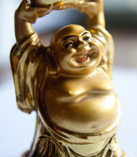 Laughing Buddha: Reflections on Joy