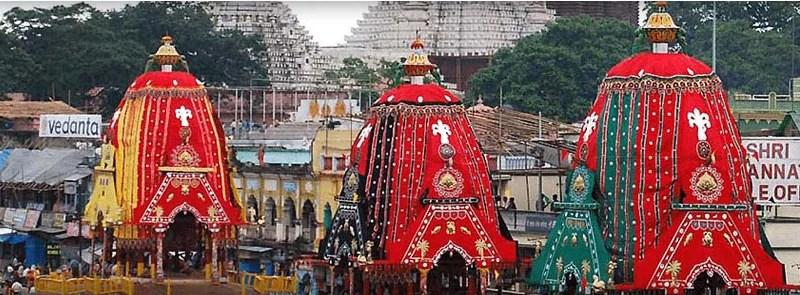 Rath Jatra (Yatra) in pictures